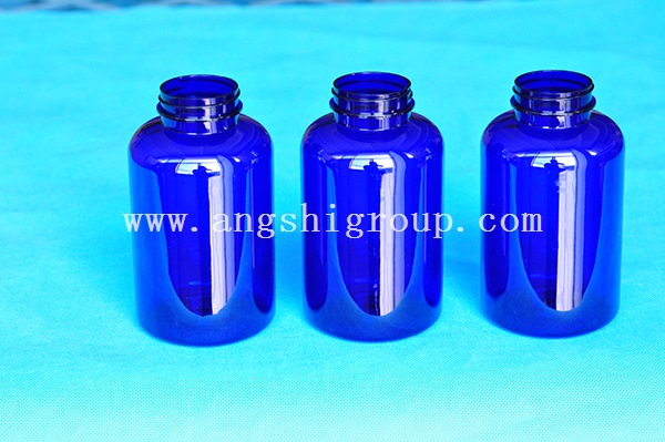 PP瓶-蓝色400ml