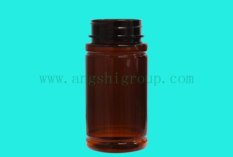 PET168ml-001茶色瓶